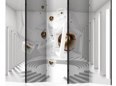 Paraván - Geometrical Corridor  II [Room Dividers]